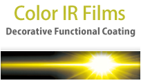 Color IR Transmission Films